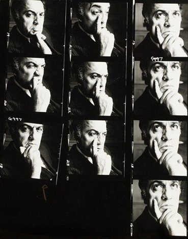 federico fellini décembre by david bailey