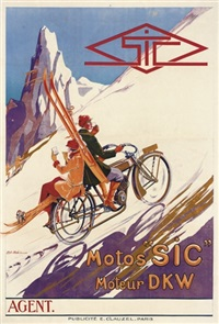 "motos ""sic"" by alphonse noel"
