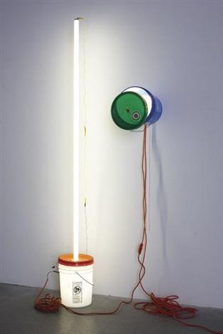 light inner light 1998 2 works by jason rhoades