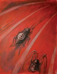 scarabé, pl.20 (from ibicus) by pascal rabaté