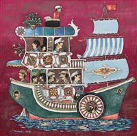 eglence gemisi by nuri abac