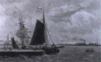 el regreso de la pesca by raphael monleon y torres