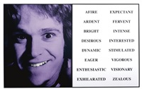 prima facie (third state): from afire to zealous (in 2 parts) by john baldessari