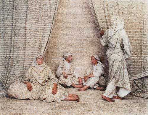 les femmes du maroc 1 by lalla essaydi