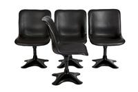 chairs junior (set of 4) by yrjö kukkapuro