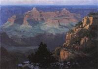 canyon trail by joe abbrescia