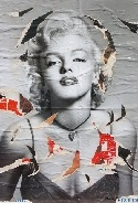 marilyn sexy by mimmo rotella