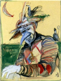 festspiel - maskerade by tibor toth