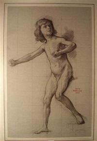 académie d'enfant by henri léopold lévy