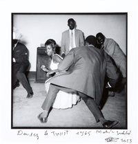 dansez le twist (+ 2 others; 3 works) by malick sidibé
