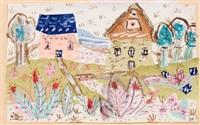 häuser mit vorgärten by elisabeth ahnert