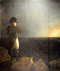 napoleon bonaparte musing at st. helena by benjamin robert haydon