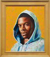phillip by kehinde wiley
