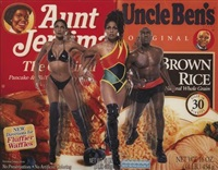 liberation of aunt jemima and uncle ben by renée cox