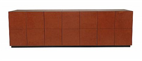 ceo sideboard by lella and massimo vignelli