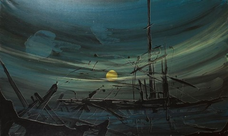 composition fantastique by ala el dine abdellagh aldine
