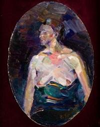 desnudo de mujer by pere isern alié