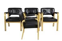 armchairs (set of 4) by maija heikinheimo