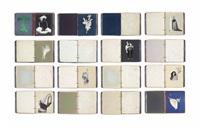 untitled (scrapbook for tamara toumanova) by joseph cornell