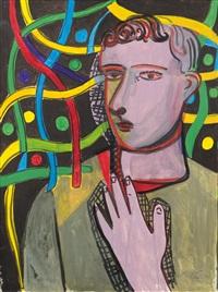 figura by sandro chia
