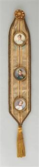 la famille impériale de napoléon bonaparte (3 works) by lucienne frison-fabrice