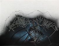 la montagna n.2 by emilio scanavino