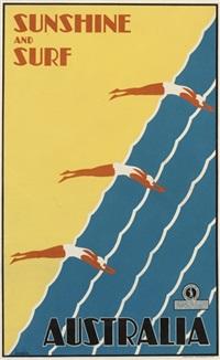 australia (poster) by gert sellheim