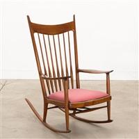 rocking chair américain