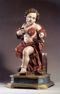 christ of the sacred heart by giuseppe sanmartino