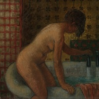 dans la salle de bain by pierre dubreuil