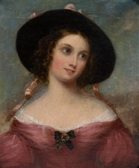 portrait of a lady by thomas lawrence