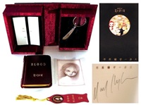 blood book by mark ryden