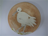 oiseau n° 86 by pablo picasso