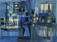le port by marcel mouly