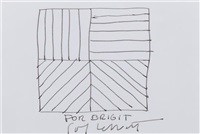 for brigit by sol lewitt