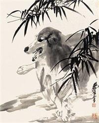 猎犬 by huang zhou