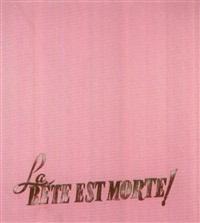 la bete est morte! by nicola bolla