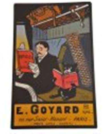 goyard by pierre falize