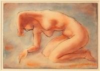 femme nue by arno breker