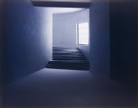 turning hallway by james casebere