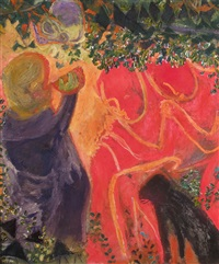 the death of socrates by norman adams