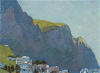 capri by gertrude fiske
