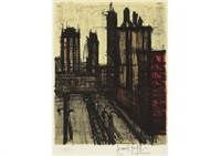 album new york no. 5 by bernard buffet