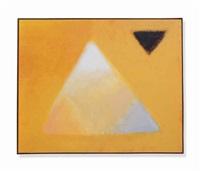 pyramide im licht (chromatische konstellation) by heinz mack