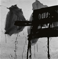 lima 57 (homage to f.k.) by aaron siskind