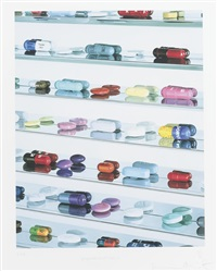 pharmaceuticals by damien hirst