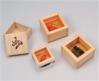 kingyo syu (+ 2 others; 3 works) by riusuke fukahori