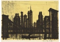 album new york no. 6 by bernard buffet