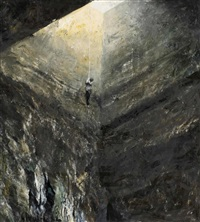 the descent by adrian ghenie