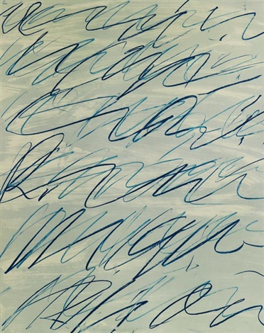 roman notes ii pl2 from roman notes by cy twombly